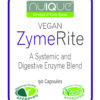 nuIQue ZymeRite label