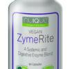 nuIQue Vegan ZymeRite bottle