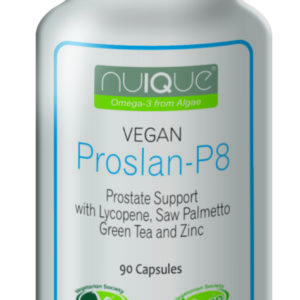 nuIQue Proslan P8 Prostate Support bottle